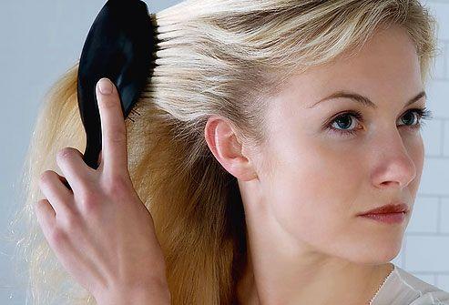 魅力女人的必修课:怎样保持头发健康有活力?